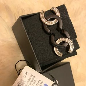 Chanel XL earrings